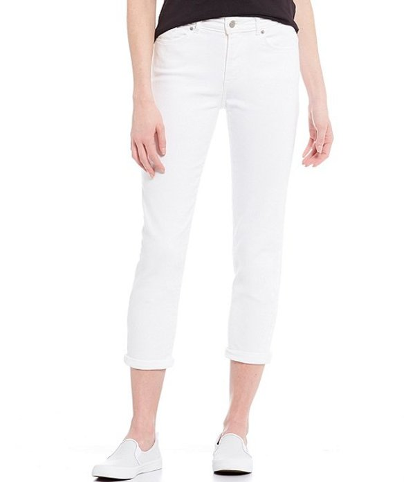 リーバイス レディース デニムパンツ ボトムス Levi'sR Classic Crop Jeans Simply White