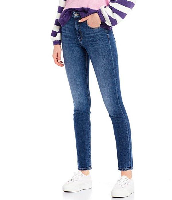 ジョーズジーンズ レディース デニムパンツ ボトムス Luna Full Length High Rise Straight Jean Division