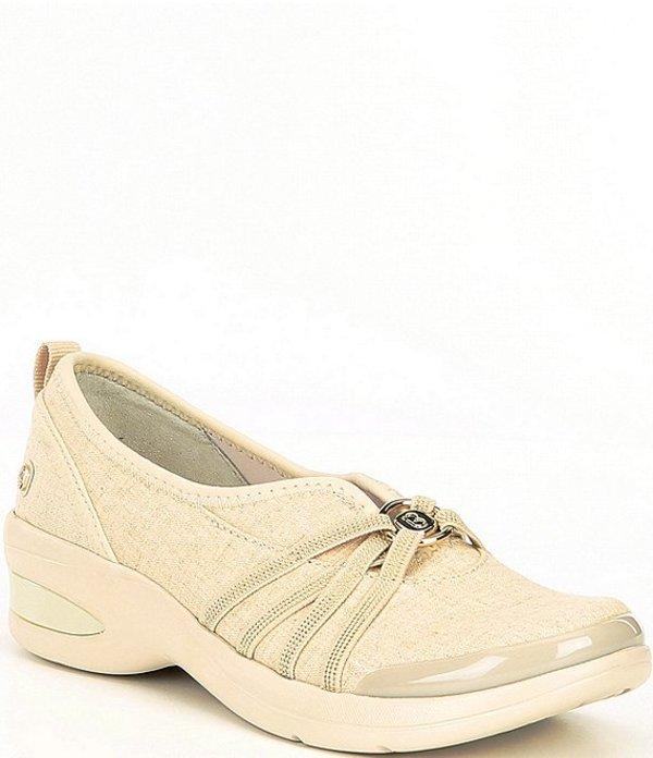 ビジーズ レディース スニーカー シューズ Rosie Slip On Sneakers Linen