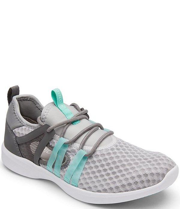 バイオニック レディース スニーカー シューズ Adore Neoprene and Knit Sneakers Grey