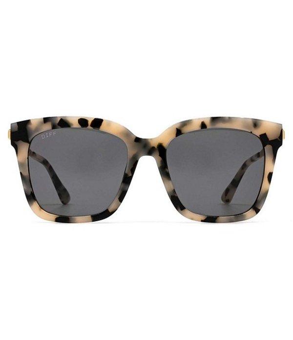 送料無料 サイズ交換無料 ディフアイウェア レディース アクセサリー サングラス・アイウェア Cream Tortoise ディフアイウェア レディース サングラス・アイウェア アクセサリー Bella Leopard Sunglasses Cream Tortoise