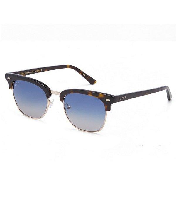 ディフアイウェア レディース サングラス・アイウェア アクセサリー Blair Dark Tortoise Sunglasses Dark Tortoise Blue
