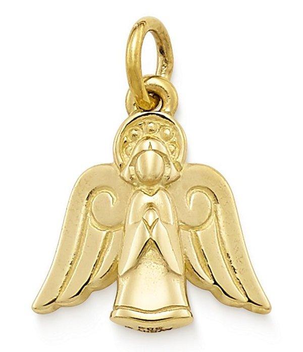 ジェームズ エイヴリー レディース ネックレス・チョーカー アクセサリー 14K Gold Angel of Peace Charm Gold
