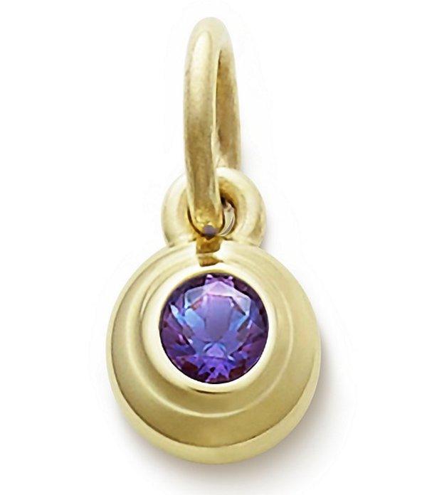 ジェームズ エイヴリー レディース ネックレス・チョーカー アクセサリー Remembrance Pendant with Lab-Created Alexandrite Gold/Alexandrite