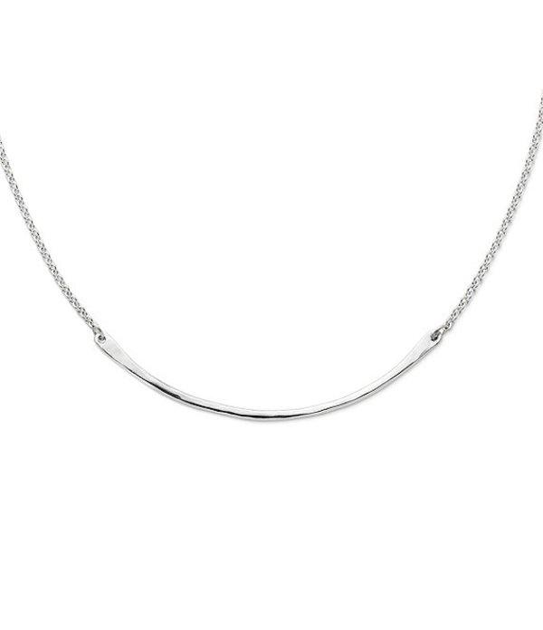 ジェームズ エイヴリー レディース ネックレス・チョーカー アクセサリー Crescent Changeable Charm Holder Necklace Sterling Silver