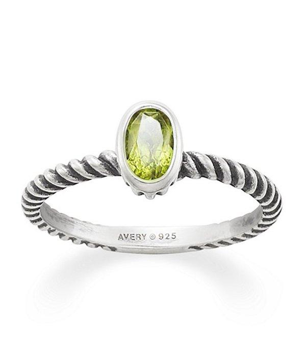 ジェームズ エイヴリー レディース 指輪 アクセサリー Elisa Collection Elisa Ring with Peridot Sterling Peridot