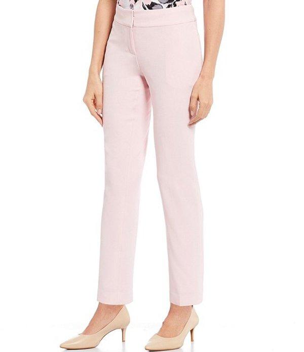 カスパール レディース デニムパンツ ボトムス Stretch Crepe Slim Pant Tutu Pink