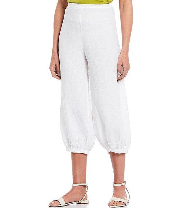 ブライン ウォーカー レディース カジュアルパンツ ボトムス Campa Light Linen Pull-On Pant White