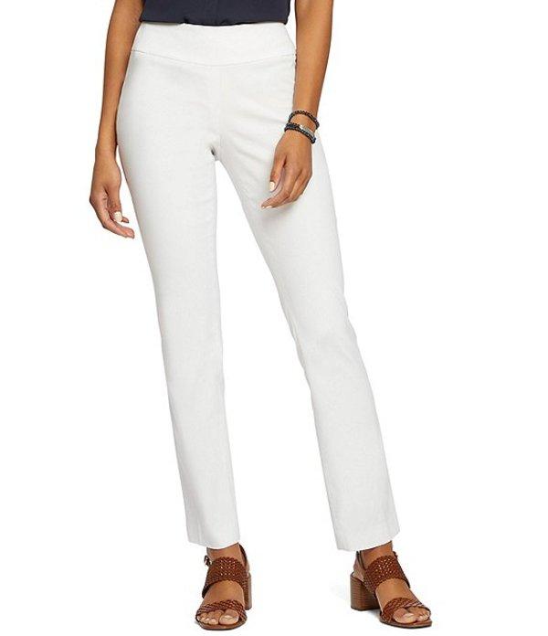ニックアンドゾー レディース カジュアルパンツ ボトムス Polished Wonderstretch Stain Straight Leg Pant Paper White