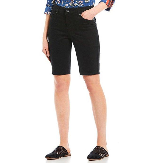 コード ブルー レディース ハーフパンツ・ショーツ ボトムス Chelsea Cuffed Bermuda Shorts Black