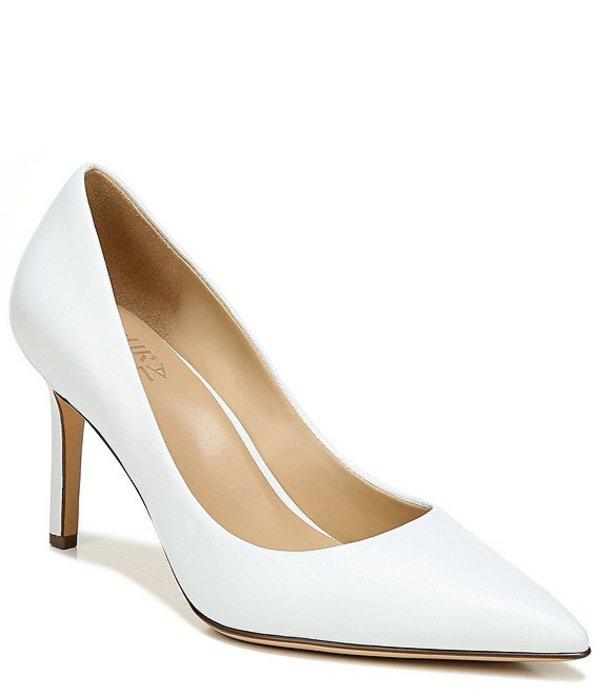 ナチュライザー レディース パンプス シューズ Anna Leather Pumps White Leather