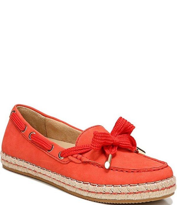 ナチュライザー レディース サンダル シューズ Annabeth Espadrille Boat Shoes Mango Spice