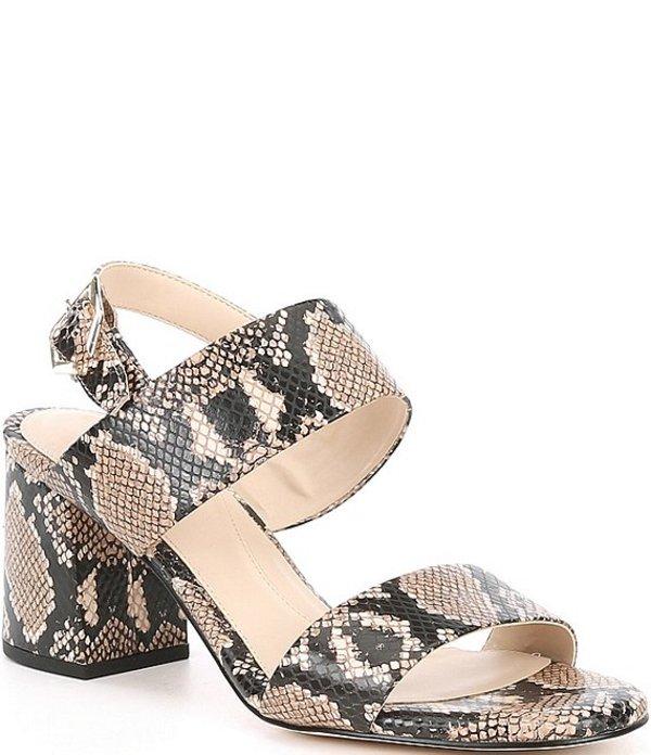 コールハーン レディース サンダル シューズ Grand OS Avani Snake Print Leather Dress Sandals Amphora Snake