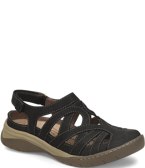 ビオニカ レディース サンダル シューズ Wira Waterproof Leather Closed Toe Sandals Black
