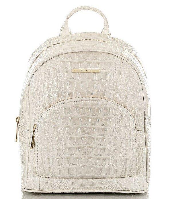 ブランミン レディース 推奨 バックパック リュックサック セール 登場から人気沸騰 バッグ Melbourne Daydream Mini Backpack Crocodile-Embossed Collection Dartmouth