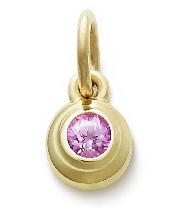 ジェームズ エイヴリー レディース ネックレス・チョーカー アクセサリー Remembrance Pendant October Birthstone with Lab-Created Pink Sapphire Pink/Gold