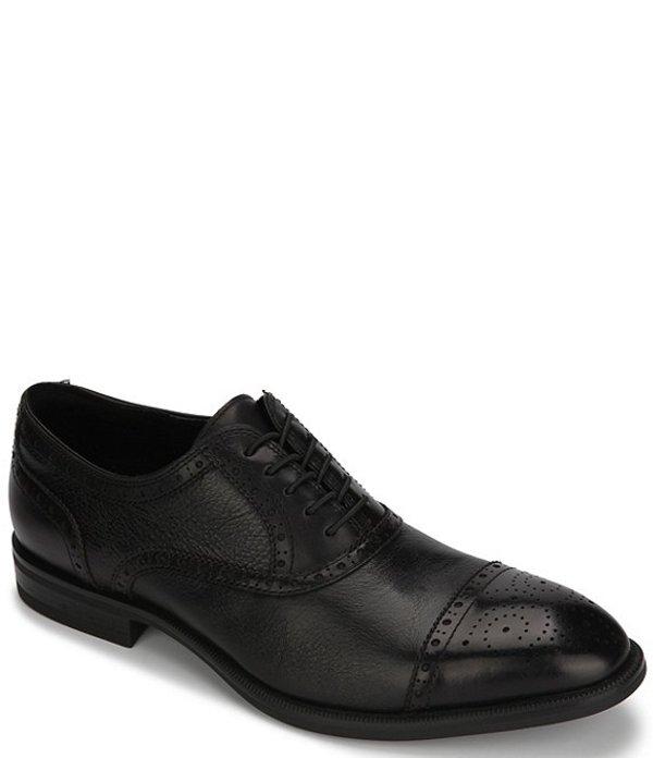 ケネスコール メンズ ドレスシューズ シューズ Men's Futurepod Leather Oxford Black