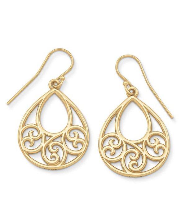 ジェームズ エイヴリー レディース ピアス・イヤリング アクセサリー 14K Gold Gentle Wave Ear Hooks 14k Gold
