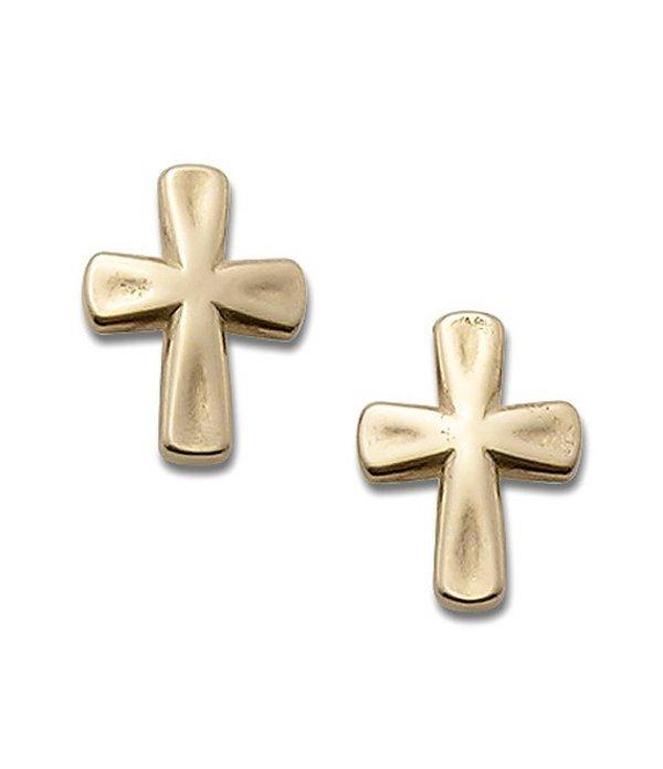 ジェームズ エイヴリー レディース ピアス・イヤリング アクセサリー 14K Gold Sign of Faith Earrings 14K Gold