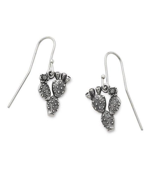 ジェームズ エイヴリー レディース ピアス・イヤリング アクセサリー Prickly Pear Cactus Ear Hooks Sterling Silver