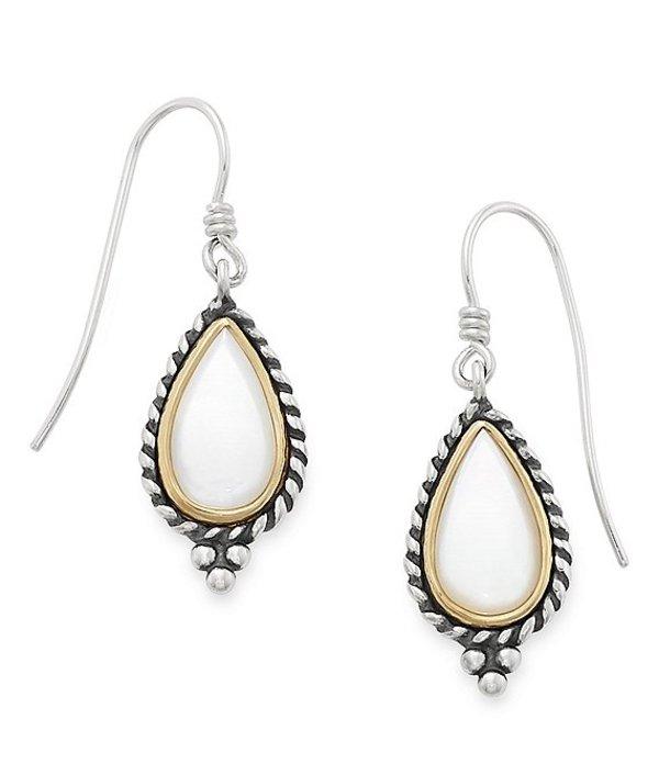 ジェームズ エイヴリー レディース ピアス・イヤリング アクセサリー Alessandra Mother of Pearl Ear Hooks Sterling 14k Gold