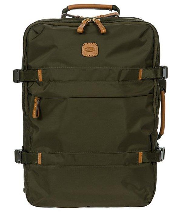 ブリックス レディース お歳暮 バックパック リュックサック バッグ Backpack Montagne 保証 Olive Fabric X-Travel