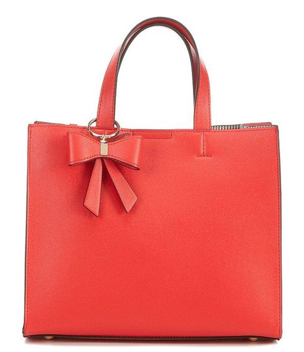 ケイトランドリー レディース ハンドバッグ バッグ Mini Me Satchel Bag Red