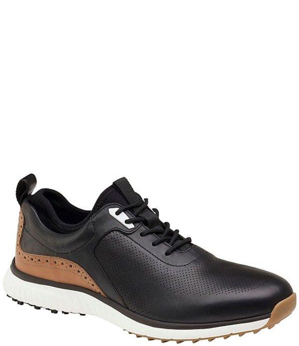 ジョンストンアンドマーフィー メンズ ドレスシューズ シューズ Men's H1-Luxe Hybrid XC4 Waterproof Leather Shoes Black