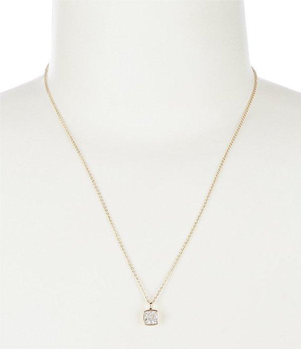 ナディール レディース ネックレス・チョーカー アクセサリー Cece Pendant Necklace Gold