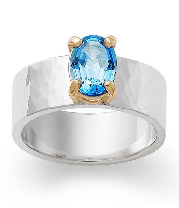 ジェームズ エイヴリー レディース 指輪 アクセサリー Julietta December Birthstone Ring with Blue Topaz Silver/Blue Topaz