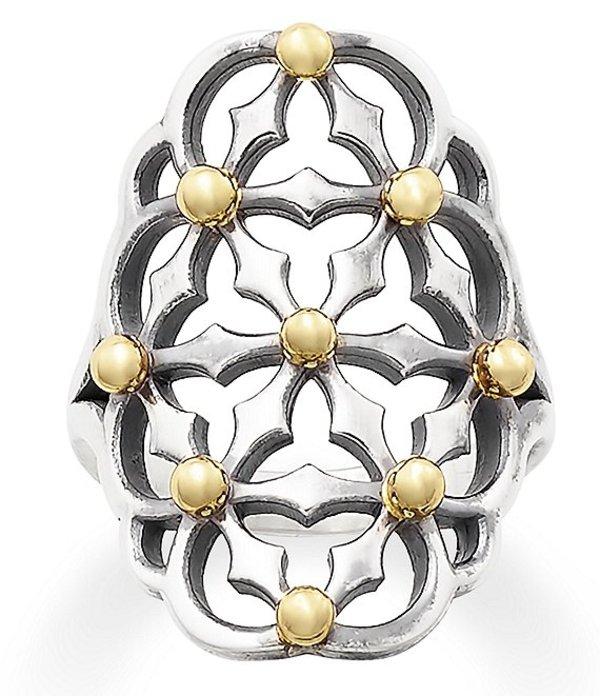 ジェームズ エイヴリー レディース 指輪 アクセサリー Lattice Ring Sterling 14K Gold