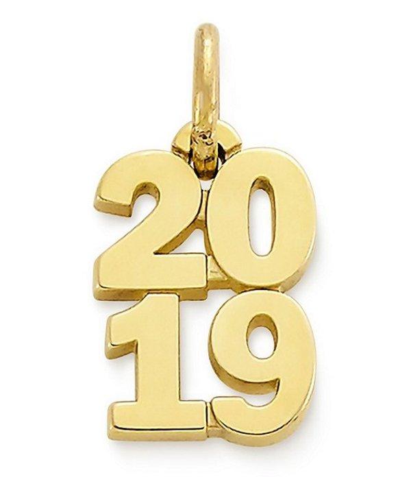 ジェームズ エイヴリー レディース ネックレス・チョーカー アクセサリー Year 2019 Charm Gold