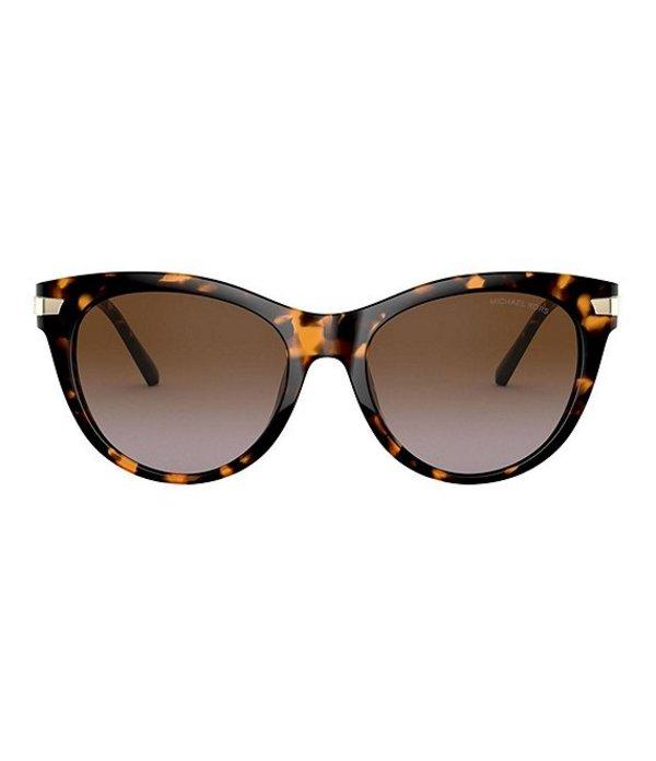マイケルコース レディース サングラス・アイウェア アクセサリー Bar Harbor Cat Eye Sunglasses Dark Tortoise