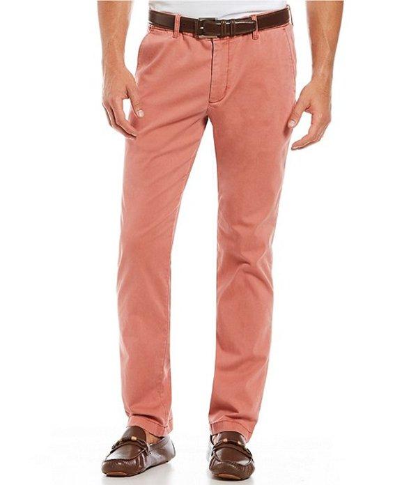 トッミーバハマ レディース カジュアルパンツ ボトムス Boracay Flat-Front Stretch Sateen Pants Red Sunset