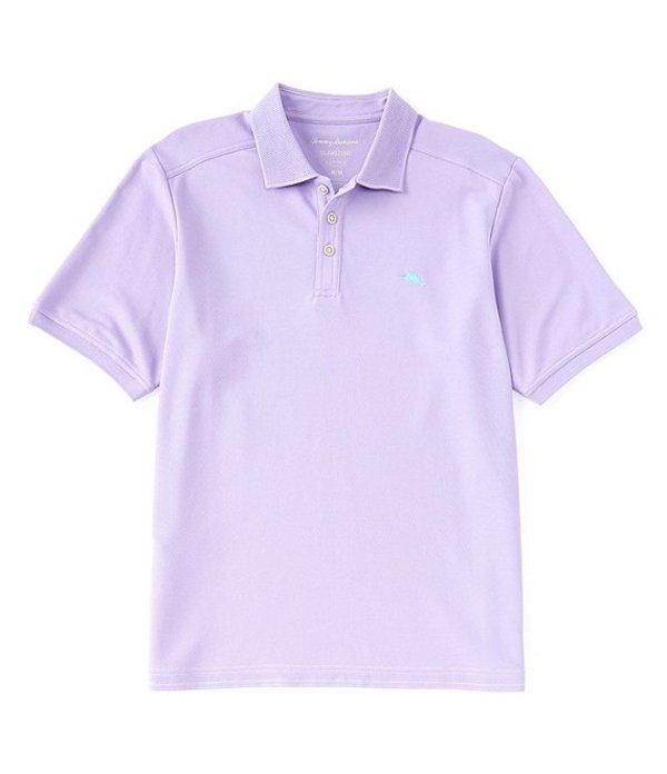 トッミーバハマ レディース シャツ トップス Emfielder 2.0 Short-Sleeve Polo Shirt Violet Tulip