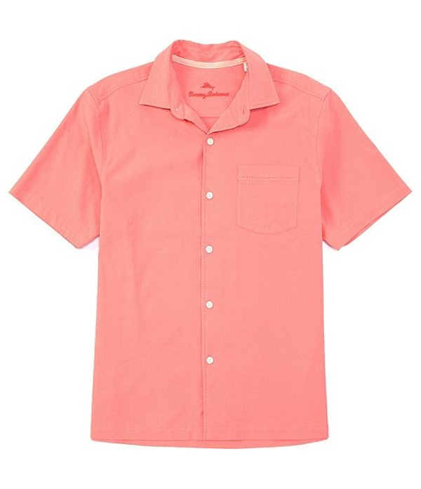 トッミーバハマ レディース シャツ トップス Catalina Stretch Twill Short-Sleeve Woven Shirt Tutti Fruti