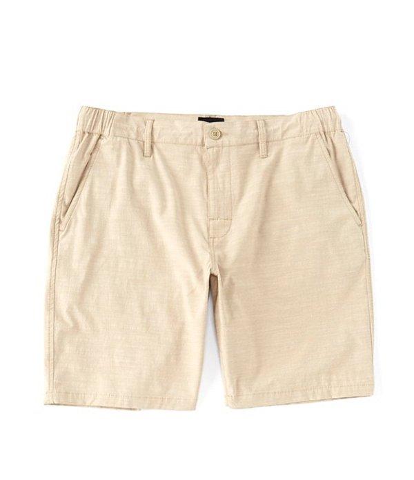 ルーカ レディース ハーフパンツ・ショーツ ボトムス All Time Coastal Solid Pull-On 19#double; Outseam Shorts Khaki