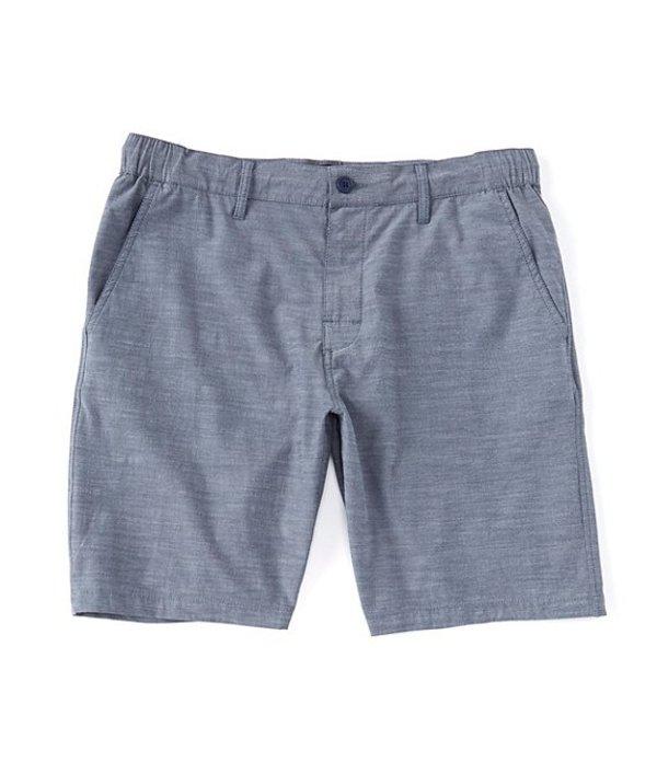 ルーカ レディース ハーフパンツ・ショーツ ボトムス All Time Coastal Solid Pull-On 19#double; Outseam Shorts Moody Blue
