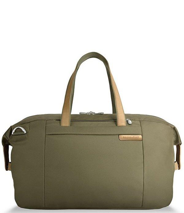 ブリグスアンドライリー レディース ボストンバッグ バッグ Baseline Large Weekender Bag Olive
