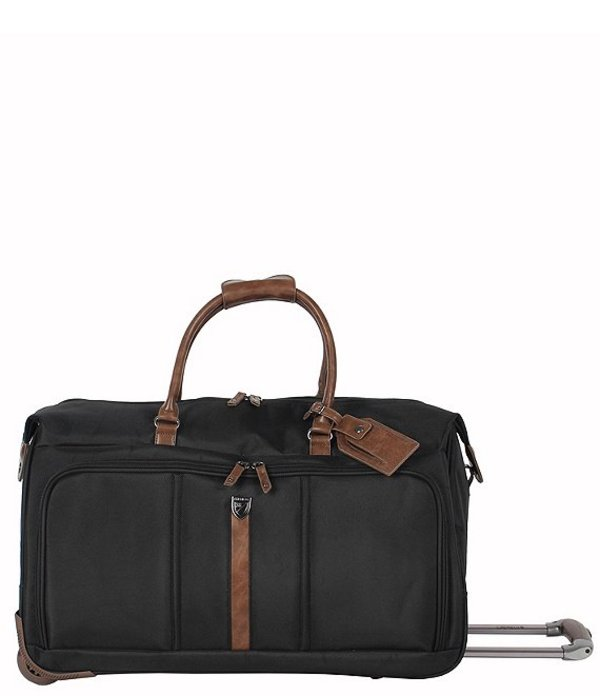 ダニエル クレミュ レディース ボストンバッグ バッグ CLX Wheeled Duffel Bag Black:ReVida 店