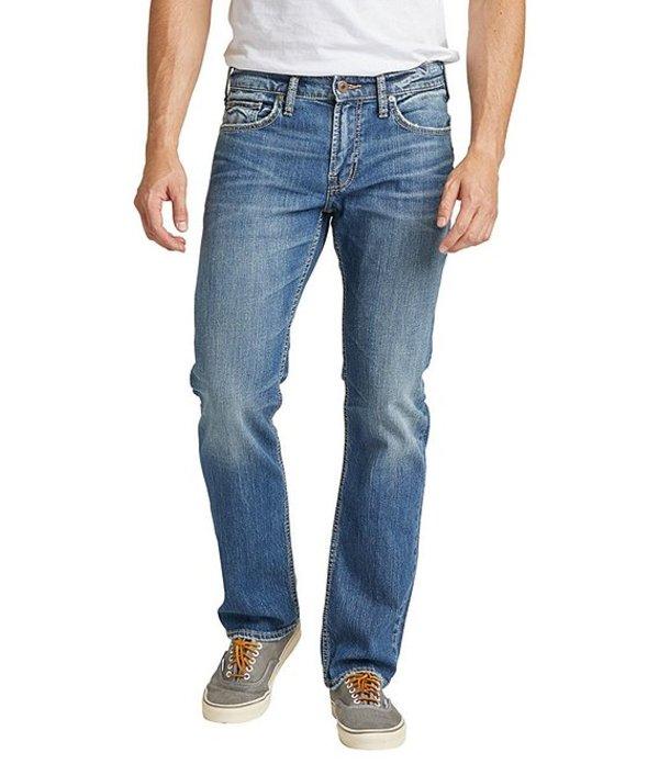 シルバー ジーンズ レディース デニムパンツ ボトムス Allan Classic Slim Jeans Indigo