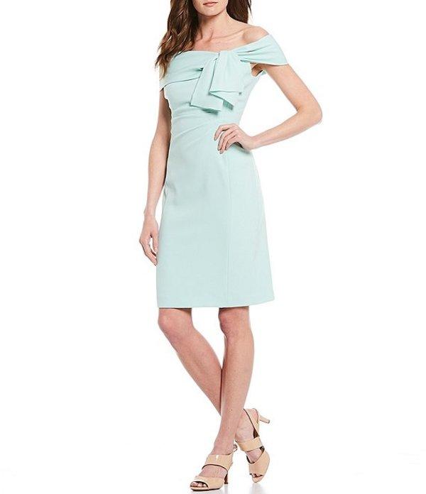 アレックスマリー レディース ワンピース トップス Off-the-Shoulder Cap Sleeve Harper Dress Mint