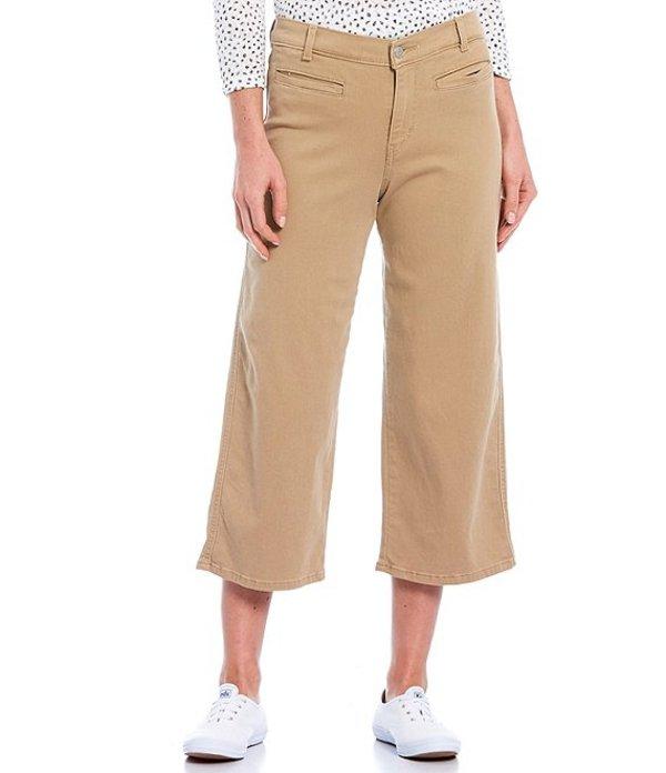 リーバイス レディース カジュアルパンツ ボトムス Levi'sR Classic Utility Wide Leg Cropped Twill Pants Unbasic Khaki Twill