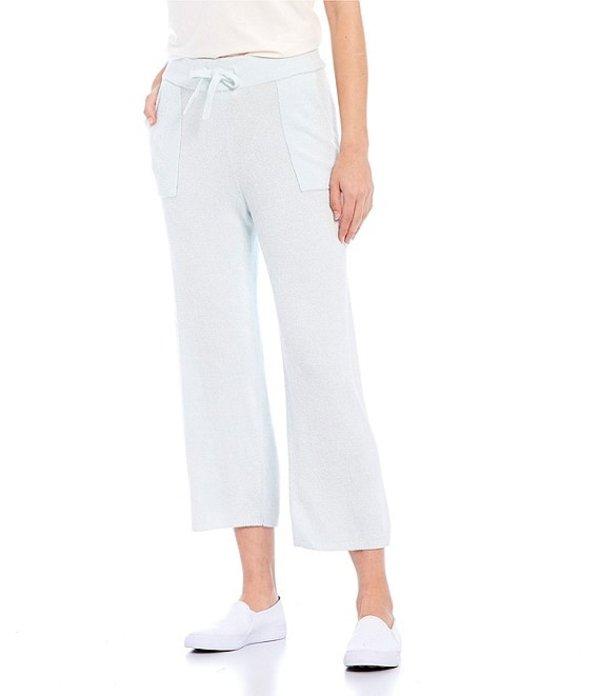 トッミーバハマ レディース カジュアルパンツ ボトムス Island Soft Easy Cropped Pant With Pockets Sky Mist
