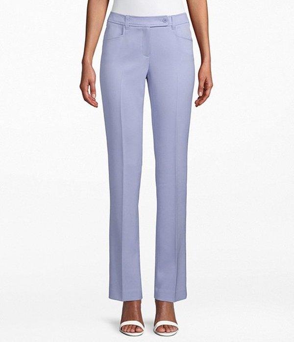 アンクライン レディース デニムパンツ ボトムス Refined Twill Trouser Pant High Sky