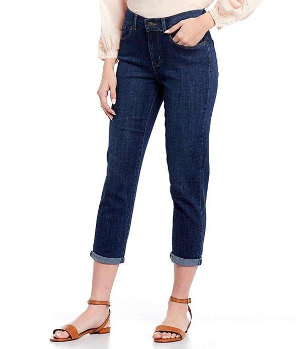 リーバイス レディース デニムパンツ ボトムス Levi'sR Classic Rolled Hem Crop Jeans Blue Stormy