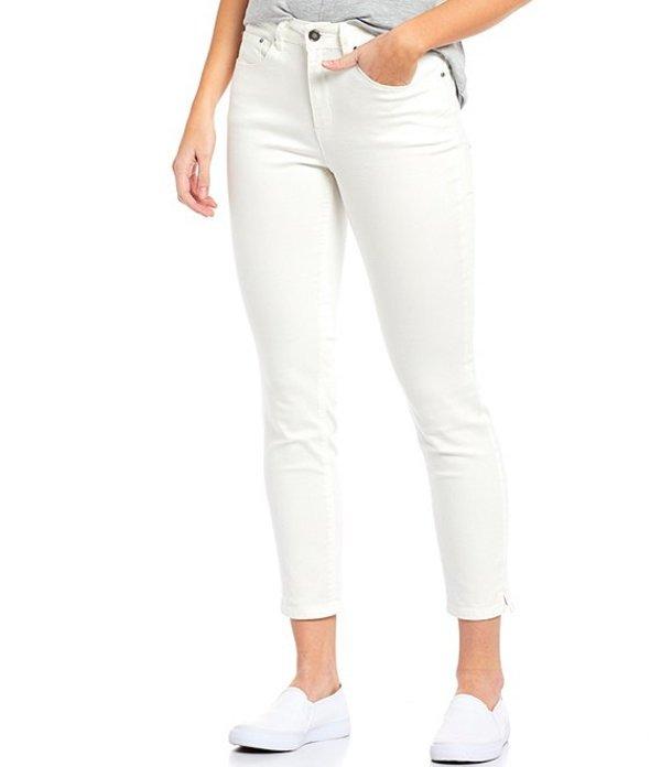 エーラブズエー レディース デニムパンツ ボトムス 5 Pocket Skinny Ankle Jean Off White