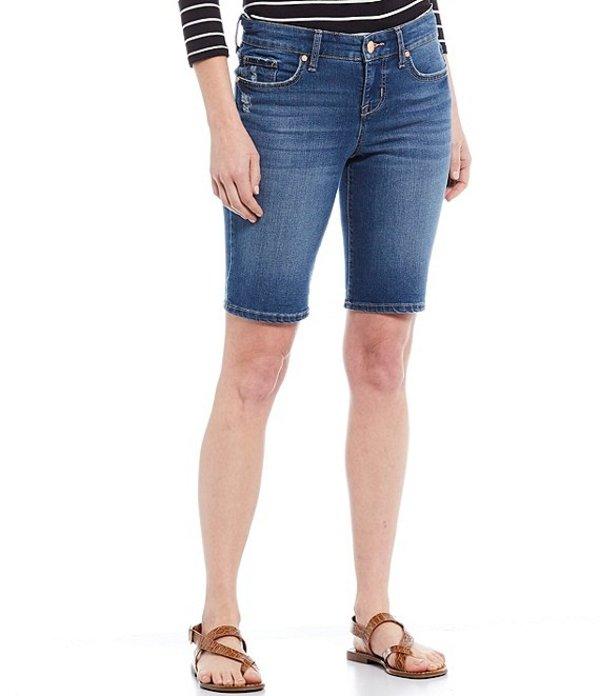 コード ブルー レディース ハーフパンツ・ショーツ ボトムス Petite Size Chelsea Bermuda Shorts Edie
