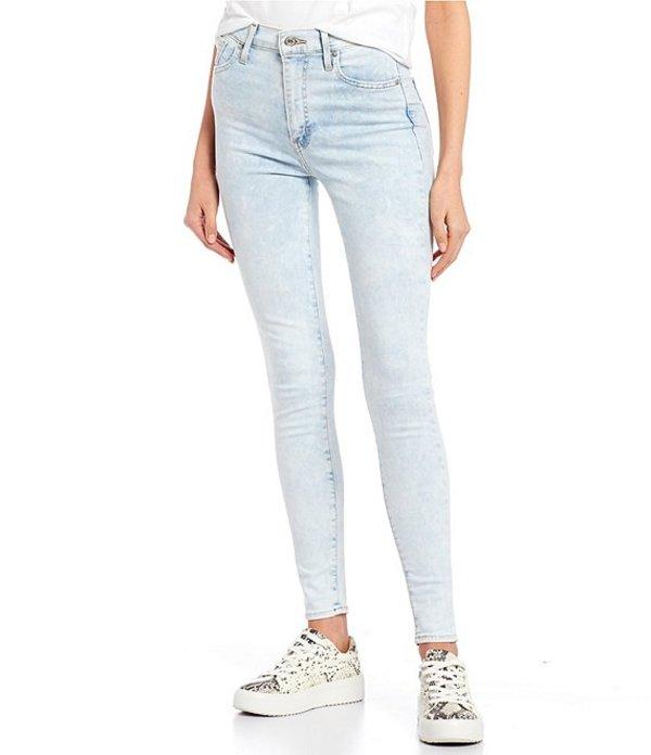 リーバイス レディース デニムパンツ ボトムス Levi'sR Mile High Woven Stretch Super Skinny Jeans Gemini High