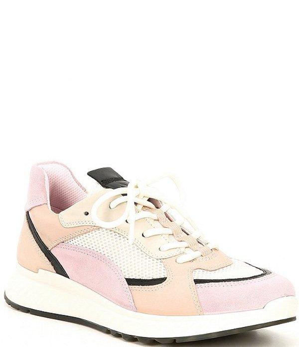 エコー レディース スニーカー シューズ Women's ST.1 Trend Sneakers Blossom Rose
